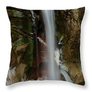 Christine Falls Throw Pillow