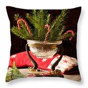 Christmas Decoration Throw Pillow