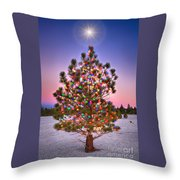 Christmas Dream Throw Pillow