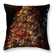 Christmas Tree 2014 Throw Pillow