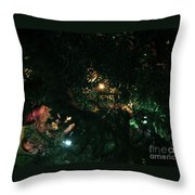 Christmas Tree Series 5 Throw Pillow