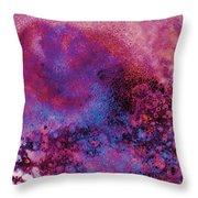 Chromatic No 1 Throw Pillow