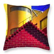 Chromatic Throw Pillow