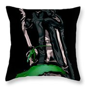 My Chrome Assets Throw Pillow