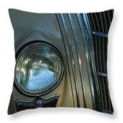 Chrysler Airflow Throw Pillow