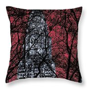 Chrysler Building 8 Throw Pillow