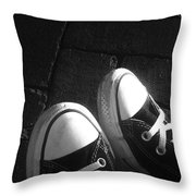Chuck Taylor's  Throw Pillow