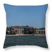 Chucktown Throw Pillow