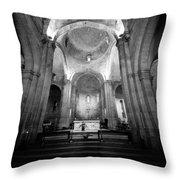 Church At Bethesda Throw Pillow