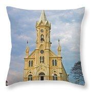 Church, Brazil Throw Pillow