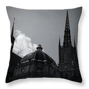 Church I Throw Pillow