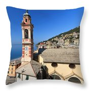 church in Sori Throw Pillow