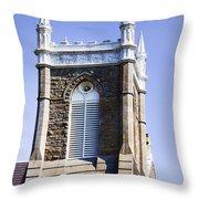 Church In Tacoma Washington 6 Throw Pillow