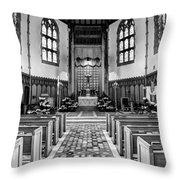 Church Of The Nativity Throw Pillow