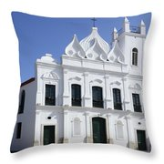 Church Sao Luis Brazil Throw Pillow