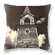 Church Steeple 2 Throw Pillow