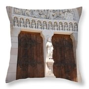 Churchdoor - Saint Peter - Macon Throw Pillow