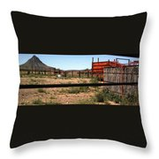 Chute And Butte 14979 Throw Pillow