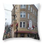 Ciao Pizza Wilmington De Throw Pillow