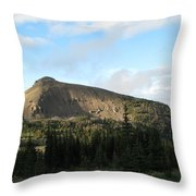 Cigarette Rock03 Throw Pillow