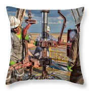 Cim001-6 Throw Pillow