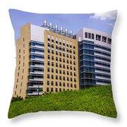Cincinnati Children's Hospital Medical Center Throw Pillow