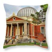 Cincinnati Observatory 0053 Throw Pillow