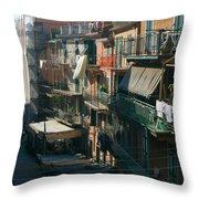 Cinque Terre 6 Throw Pillow