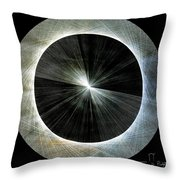 Circles Do Not Exist 720 The Shape Of Pi Throw Pillow