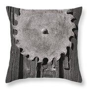 Circular Throw Pillow by Kelley King