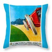 Circvito Di Milano Throw Pillow