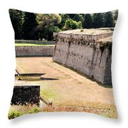 Citadel Killing Zone Throw Pillow