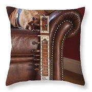 Citar Throw Pillow