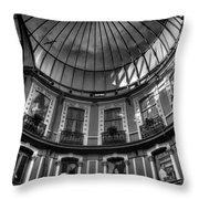 Cite De Pera Throw Pillow by Taylan Apukovska
