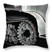 Citroen Half Track - Automobile  Throw Pillow