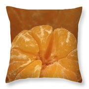 Citrus Bowl  Throw Pillow