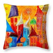 City 531-11-13 Marucii Throw Pillow
