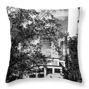 City Center-102 Throw Pillow