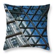 City Combo Throw Pillow