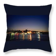 Colours Of Istanbul Throw Pillow