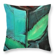City Rose - Few Noticed Throw Pillow