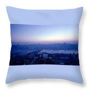 Romance Of Istanbul Throw Pillow