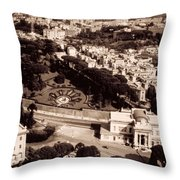 City Vista 2 Throw Pillow