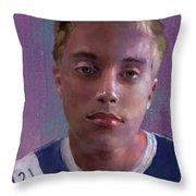 CK Throw Pillow