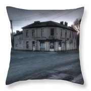 Clarendon Arms Hotel Tasmania Throw Pillow by Ian  Ramsay