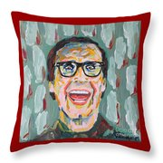 Clark W Griswold Throw Pillow