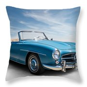 Class Of '59 Throw Pillow