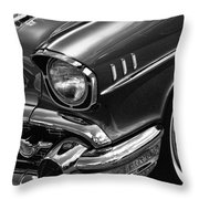 Classic '57 Chevy Throw Pillow