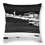 Classic Airpower Throw Pillow