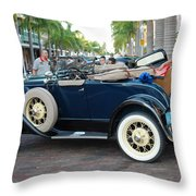 Classic Antique Convertable Throw Pillow